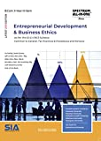 Entrepreneurial Development and Business Ethics, B.Com II-Year III-Sem (Common to General, Tax Practices & Procedures and Honours) As Per the CBCS Syllabus of (O.U) Latest 2019 Edition