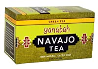 Yanabah Navajo Tea & Green Tea