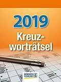 Kreuzwortr�tsel  2019: Tages-Abreisskalender mit einem neuen Kreuzwortr�tsel f�r jeden Tag I Aufstellbar I 12 x 16 cm Bild