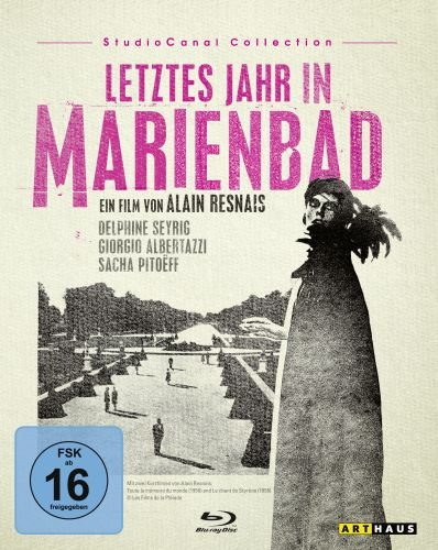 Letztes Jahr in Marienbad / Studio Canal Collection [Blu-ray]