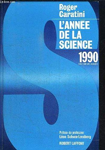 L'Année de la science, 1990