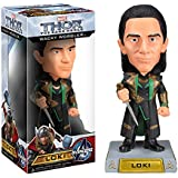 Thor The Dark World Movie Loki Marvel Bobble Head Enfants, enfants, jeux, jouets, jeux