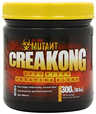 Mutant Creakong Creatine Powder 300G by Mutant