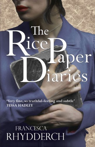 The Rice Paper Diaries by Francesca Rhydderch (2013-05-02)