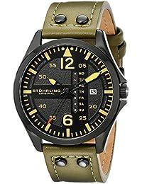 Stuhrling Original Aviator - Reloj de pulsera