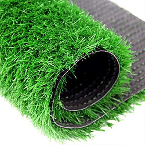 YUER Kunstrasen, Cambridge, 20 mm Florhöhe, 2 M * 0,5 M Qualität, EU-gefertigt, künstlicher Rasen, der den Grasgarten landschaftlich gestaltet (Size : 2mx4.5m)