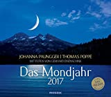Das Mondjahr 2017: Wandkalender mit Fotos von Gerhard Eisenschink