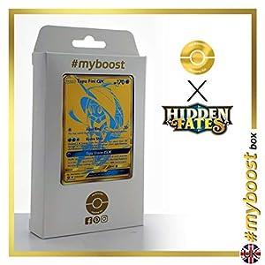 my-booster-SM11 Cartas de Pokémon (SM11.5-UK-SV92)