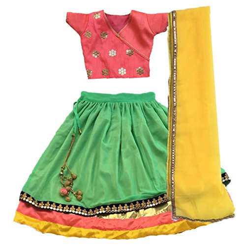 Lehenga choli design,small girl dress design,lehenga choli party wear,lehenga,choli,dupatta set,ghagra choli for...