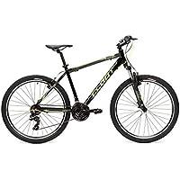 CLOOT Bicicletas montaña 27.5-Bici montaña Trail 2.1 con Horquilla 100 y Cambio Shimano 21V