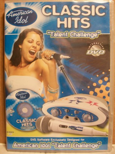 american-idol-classic-hits-for-talent-challenge-interactive-dvd-software-exclusively-for-talent-chal