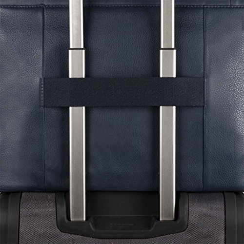 Piquadro Ca4130p15, Pochette pour Homme Blu (Blu Navy)