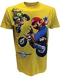Nintendo Jaune, Mario & Luigi Mariokart