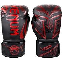 "Venum Boxhandschuhe Gladiator 3.0"" - Black/Red - Coole Boxhandschuhe für Boxen MMA Kickboxen Sparring Muay Thaiboxen Training"