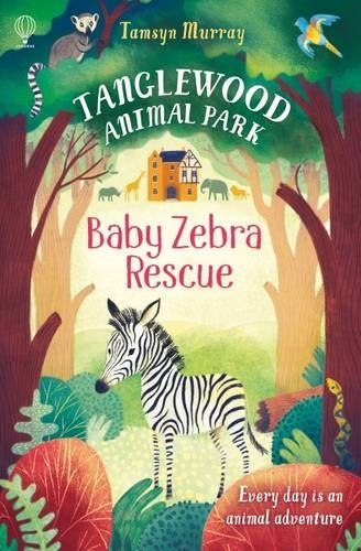 Baby Zebra Rescue (Tanglewood Animal Park)