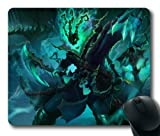 Thresh League of Legends Game001 Rectangle Mouse Pad by eeMuse