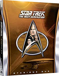 Star Trek - The next generation Stagione 02 [Blu-ray] [IT Import]