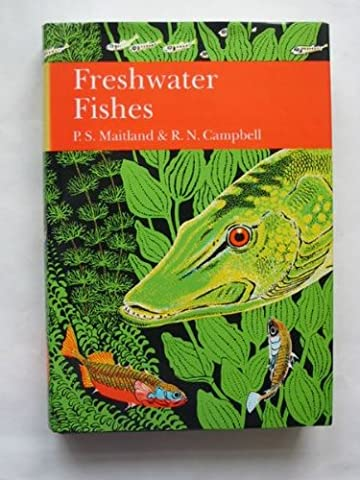 FRESHWATER FISHES OF THE BRITISH ISLES (NN 75)