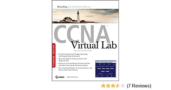 CCNA Virtual Lab: Amazon co uk: Todd Lammle, William Tedder