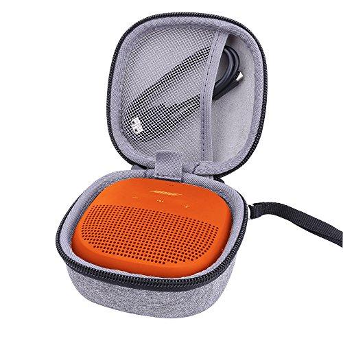 für BOSE SoundLink Micro Bluetooth Lautsprecher Hart Case Hülle Taschen von Aenllosi