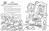 My Bible Story Coloring Book: The Books of the Bible - 6