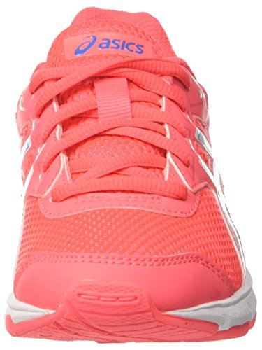 Asics Gel-Galaxy 9 Gs, Chaussures de Running Mixte Enfant Rose (Diva Pink/white/diva Blue)