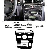 PreWoodec cabina decorativo para Seat Altea, Altea XL, Altea Free Track 5P 03.2004–11.2010(exclusiva 3d Vehículo de equipamiento–Fabricado en Alemania)
