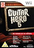 Guitar Hero 5 - Game Only (Wii) by ACTIVISION