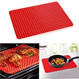Non-Stick Microwave Silicone Baking Mat ...