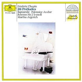 Chopin: Pr�lude No.26 In A Flat, Op.posth. - Presto con leggierezza