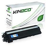 Kineco Toner kompatibel zu Brother TN-230 TN230 für Brother HL-3040 CNG1, MFC9120CN, DCP-9010CN, HL-3070CN, MFC-9320CW, MFC-9325CW - Schwarz 2.200 Seiten