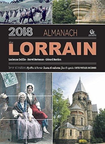 Almanach du Lorrain 2018