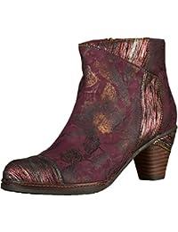 Zapatos rojos Laura Vita para mujer