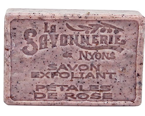 La Savonnerie de Nyons Rosenblätter, Mehrfarbig, 100g -