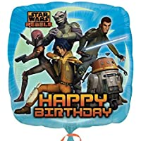 Amscan International - Globos Star Wars (2994901)