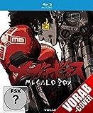 Megalo Box - Volume 1 (Limitierte Edition mit Sammelschuber) LTD. [Blu-ray]