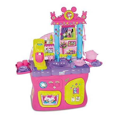 Minnie Mouse - Cocina con accesorios (IMC Toys 181694)