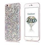 Coque iPhone 6s Plus , Glitter Liquide TPU Etui Coque pour iPhone 6 Plus ,CaseLover...
