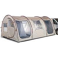 skandika esbjerg travel  tent - 4 person, red