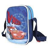 Umhängetasche für Jungen Disney Cars - Kleine Umhänge für Kinder mit Motiven aus Lightning McQueen - Rote und Blaue