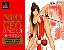 Neo Geo Stick 3 Ougi Version