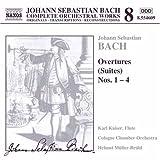 """Afficher """"Overtures (suites) n°1-4"""""""