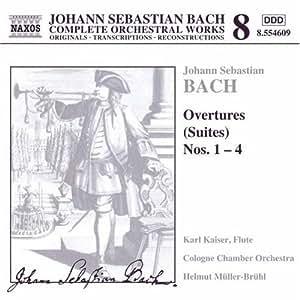 Orchestersuiten 1 Bis 4