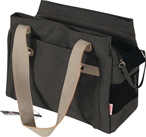 ZOLUX Transporttasche Soho für Hunde - schwarz - M