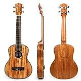 Kmise Tenor Ukulele Erwachsene Professionel Anfänger Ukulelen Zebraholz 26 Zoll 4 Saiten Hawaii Gitarre