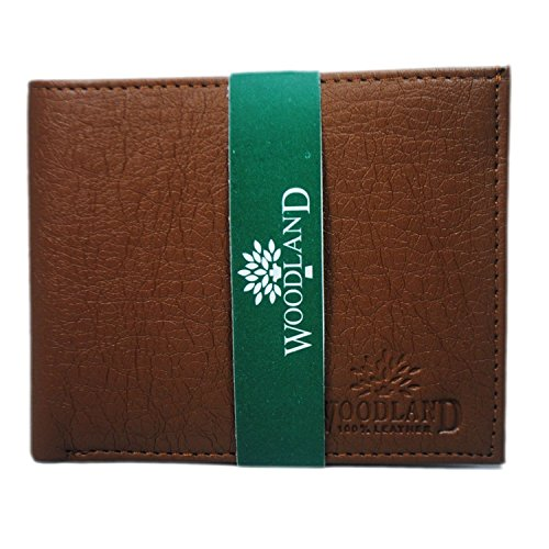 Modish Designs Tan Men's Wallet