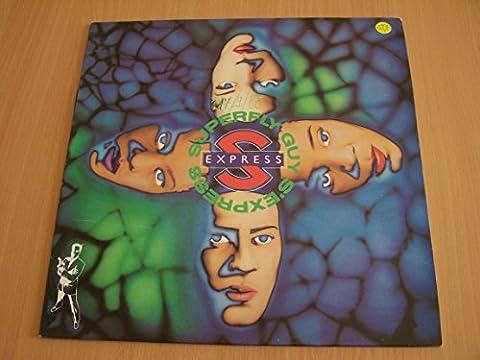 Superfly guy (1988) / Vinyl Maxi Single [Vinyl 12