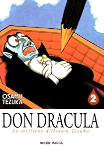 Don Dracula Edition simple Tome 2
