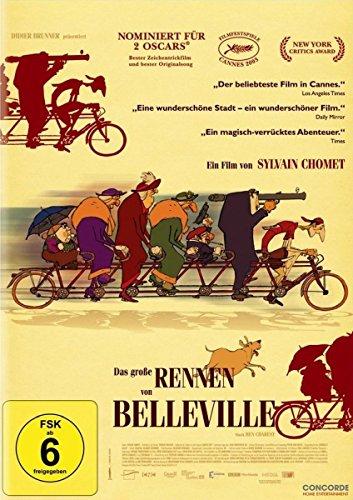 Das große Rennen von Belleville Preisvergleich