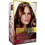L'Oréal Coloración Excellence Crème Triple Protección 7 Rubio - 200 gr